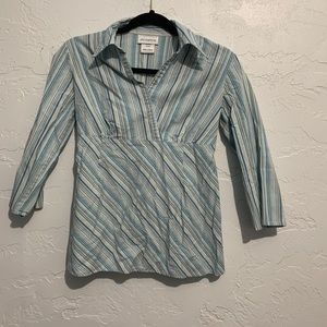 4/$25 Oh Mama Maternity Top Size Small
